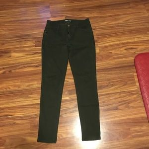 Old Navy Rockstar Mid-rise Green Jegging